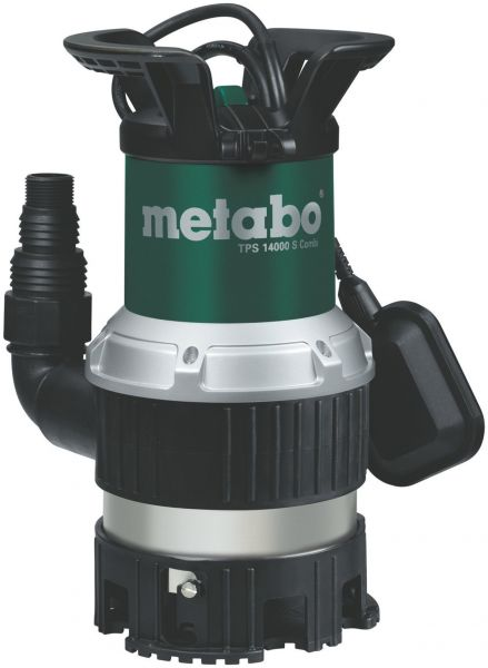 Metabo Tauchpumpe TPS 14000 S Combi  0251400000